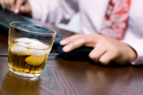 alcool-travail